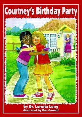 Book Cover Courtney's Birthday Party by Loretta Long