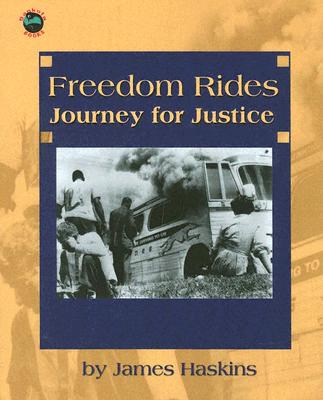 Book Cover Freedom Rides: Journey for Justice by James Haskins