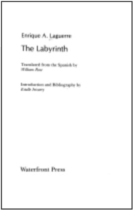Click for more detail about The Labyrinth by Enrique A. Laguerre