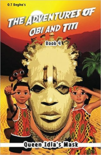 Click for more detail about The Adventures of Obi and Titi: Queen Idia's Mask (Book 4) by O.T. Begho