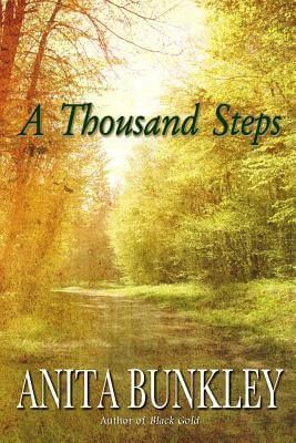 Book Cover A Thousand Steps by Anita Bunkley