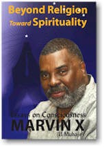 Click for more detail about Beyond Religion Toward Spirituality by Marvin X