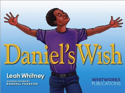 Book Cover Daniel's Wish by Leah Whitney