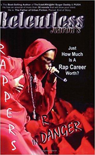 Book Cover Rappers 'R in Danger by Relentless Aaron