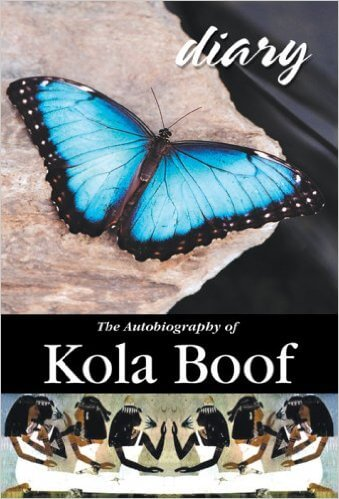 Click for a larger image of Diary of a Lost Girl: The Autobiography of Kola Boof