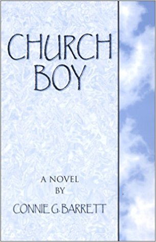 Book Cover Church Boy by Connie Barrett