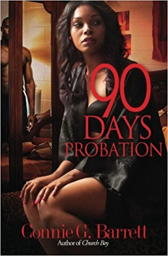 Book Cover 90 Days Probation by Connie Barrett