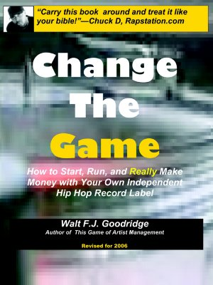 Click for more detail about Change the Game by Walt Goodridge