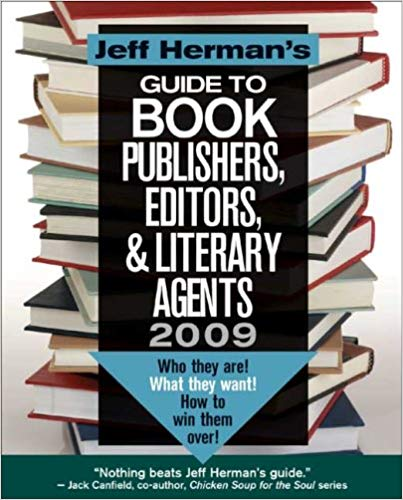 Click for more detail about Jeff Herman's Guide to Book Publishers, Editors, & Literary Agents 2009: Who They Are! What They Want! How To Win Them Over!m19th Edition by Jeff Herman