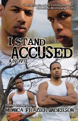 Book Cover I Stand Accused by Monica Anderson