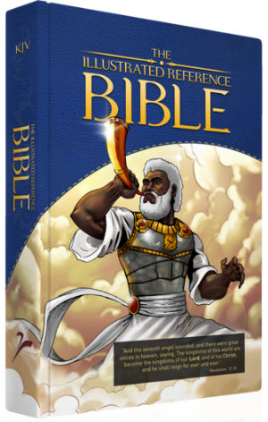 Click for a larger image of Illustrated Reference Bible 2nd Edition
