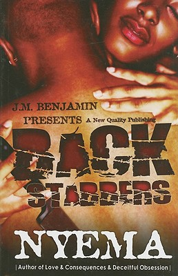 Click for more detail about Back Stabbers by Nyema Taylor