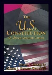 Click for more detail about The U.S. Constitution: An African-American Context by Gloria J. Browne-Marshall