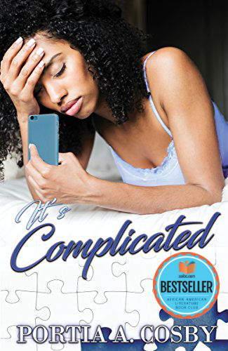 book cover It's Complicated by Portia Cosby