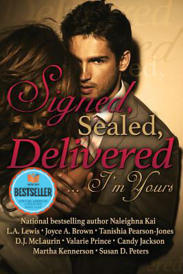 Click for a larger image of Signed, Sealed, Delivered ... I'm Yours