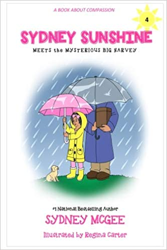 Click for more detail about Sydney Sunshine and the Mysterious Big Harvey (Volume 4) by Sydney McGee