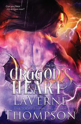 Book Cover Dragon's Heart (Story of the Brethren) by LaVerne Thompson