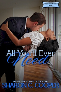 Click for more detail about All You'll Ever Need (Jenkins Family Series) (Volume 2) by Sharon C. Cooper