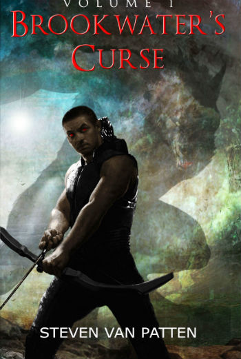 Book Cover Brookwater's Curse Volume 1 by Steven Van Patten