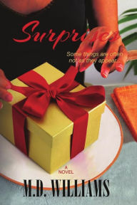 Book cover of Surprises by M. D. Williams