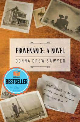 Click for a larger image of Provenance: A Novel