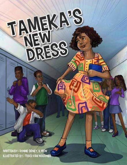 Click for more detail about Tameka's New Dress by Ronnie Sidney, II