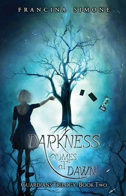 Book Cover Darkness Comes at Dawn by Francina Simone