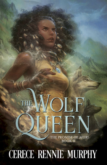 Click for a larger image of The Wolf Queen: The Promise of Aferi Book II