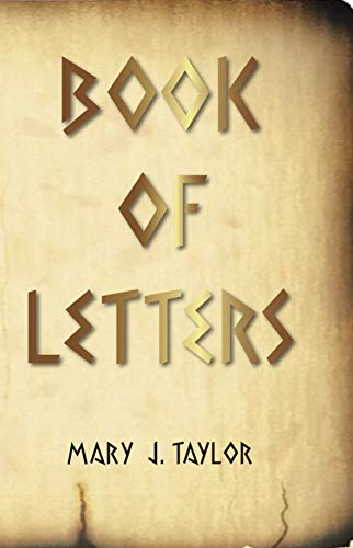 Click for more detail about Book of Letters by Mary J. Taylor