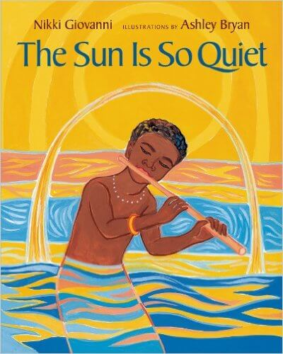 Click for more detail about The Sun Is So Quiet by Nikki Giovanni