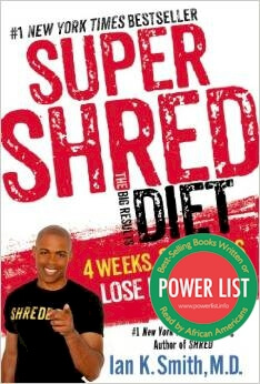 Click for more detail about Super Shred: The Big Results Diet: 4 Weeks, 20 Pounds, Lose It Faster! by Ian K. Smith