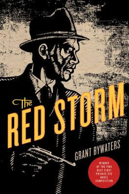Click for a larger image of The Red Storm: A Mystery