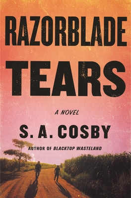 Book Cover Razorblade Tears by S. A. Cosby