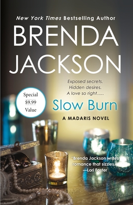 Click for more detail about Slow Burn by Brenda Jackson