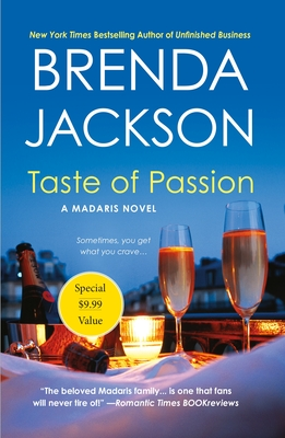 Book Cover of Taste of Passion