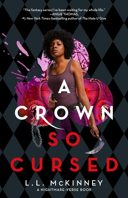 Click for more detail about A Crown So Cursed by L.L. McKinney