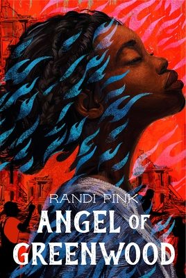 Book Cover Angel of Greenwood by Randi Pink