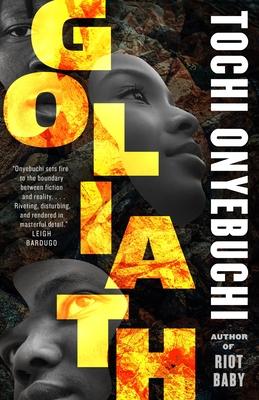 Book Cover Goliath by Tochi Onyebuchi