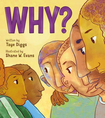 Book Cover Why?: A Conversation about Race by Taye Diggs