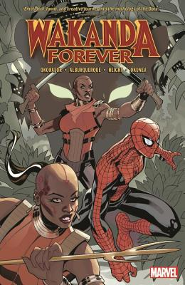 Click for more detail about Wakanda Forever by Nnedi Okorafor