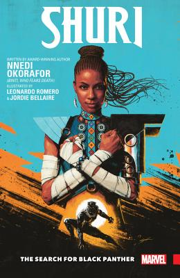 Click for more detail about Shuri: The Search for Black Panther by Nnedi Okorafor