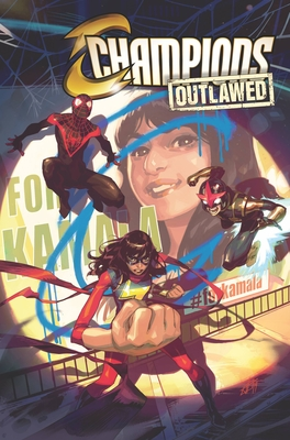 Click for more detail about Champions Vol. 1: Outlawed by Eve L. Ewing