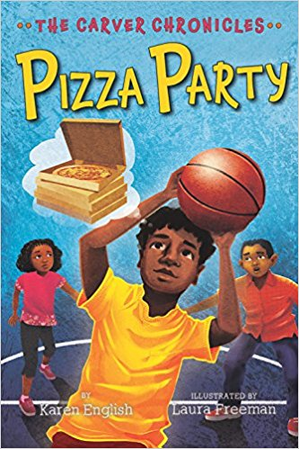 Click for more detail about Pizza Party: The Carver Chronicles, Book Six by Karen English