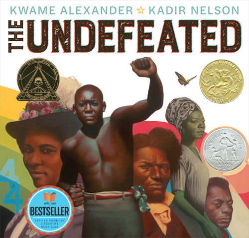 Click for more detail about The Undefeated by Kwame Alexander
