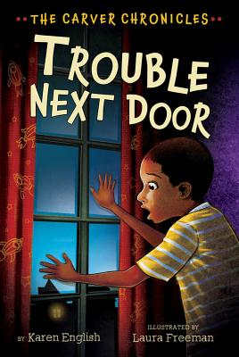 Click for more detail about Trouble Next Door by Karen English