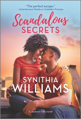 Book Cover Scandalous Secrets by Synithia Williams