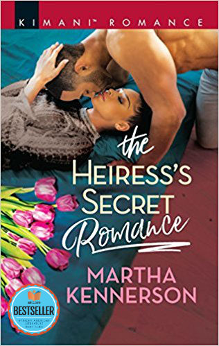 Click for more detail about The Heiress's Secret Romance (The Kingsleys of Texas) by Martha Kennerson