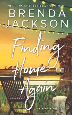 Book Cover Finding Home Again by Brenda Jackson