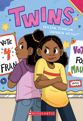 Book Cover Twins by Varian Johnson
