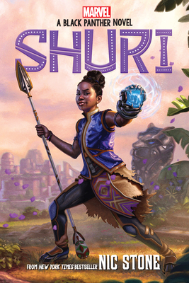 Book Cover: Shuri: Black Panther Novel by Nic Stone